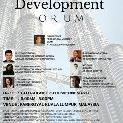 Development Forum
